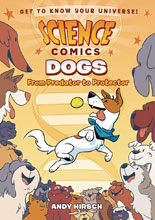 Image: Science Comics: Dogs GN HC  - First Second (:01)