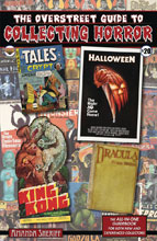 Image: Overstreet Guide Vol. 07: Collecting Horror SC  - Gemstone Publishing