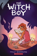 Image: Witch Boy Vol. 01 GN  - Graphix