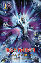 Image: Iron Maiden: Legacy of the Beast #1 (cover A) - Heavy Metal Magazine