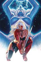 Image: Taarna #1 (cover B - Alex Ross) - Heavy Metal Magazine