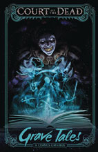 Image: Court of Dead: Grave Tales GN  - Insight Comics