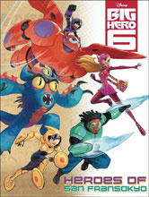 Image: Disney Big Hero 6: Heroes San Fransokyo  (One-Shot) - Joe Books Inc.