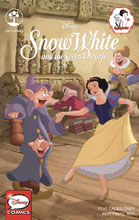Image: Disney Snow White 80th Anniversary  (One-Shot) - Joe Books Inc.