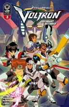 Image: Voltron: Legendary Defender Vol. 2 #2 - Lion Forge