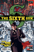 Image: Sixth Gun #1 (1 Dollar edition) - Oni Press Inc.