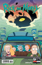Image: Rick & Morty #31 (2-cover set) - Oni Press Inc.