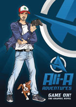 Image: Ali a Adventure Game On GN  - Random House Books For Young R