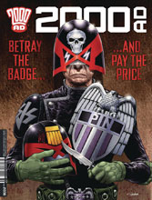 Image: 2000 A.D. Pack  (AUG17) - Rebellion / 2000AD