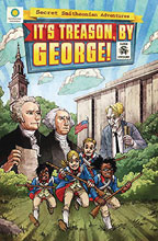 Image: It's Treason by George YR GN  (Young Readers) - Smithsonian Books