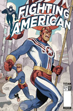 Image: Fighting American #1 (cover A - Dodson) - Titan Comics