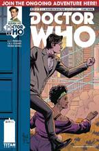 Image: Doctor Who: The 11th Doctor - Year Three #11 (cover A - Diaz) - Titan Comics