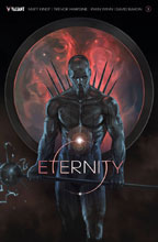 Image: Eternity #1 (cover A - Djurdjevic)  [2017] - Valiant Entertainment LLC