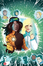 Image: Faith and the Future Force #4 (cover D incentive - Cheung) (20 Copy) - Valiant Entertainment LLC