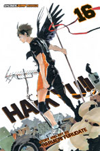 Image: Haikyu!! Vol. 16 GN  - Viz Media LLC