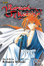 Image: Rurouni Kenshin 3-in-1 Vol. 04 SC  - Viz Media LLC