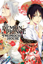 Image: Demon Prince of Momochi House Vol. 10 GN  - Viz Media LLC