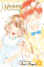 Image: Honey So Sweet Vol. 08 GN  - Viz Media LLC