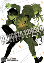 Image: Gangsta Cursed Vol. 03 GN  - Viz Media LLC