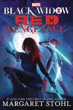 Image: Black Widow YA Novel: Red Vengeance SC  (Young Adult) - Marvel Press