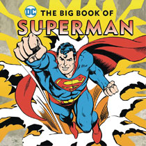 Image: Big Book of Superman HC  - Downtown Bookworks