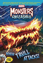 Image: Marvel Monsters Unleashed: When Trull Attacks SC  - Marvel Press
