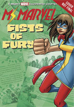 Image: Ms. Marvels Fists of Fury Illustrated Chapter Book  - Marvel Press