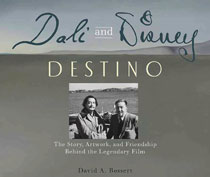 Image: Dali & Disney Destino Story  (limited edition) - Disney Editions