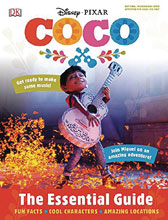 Image: Disney / Pixar Coco Essential Guide HC  - DK Publishing Co
