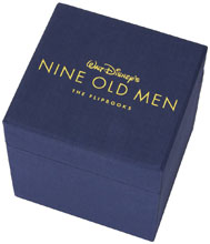 Image: Walt Disney Animation Studios Archives: 9 More Old Men Flipbooks  - Disney Editions