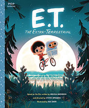 Image: ET: The Extra Terrestrial Classic Illustrated Storybook HC  - Quirk Books