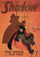 Image: Shadow Double-Novel Vol. 123: 4 Signets & 5 Keys of Crime  - Sanctum Productions