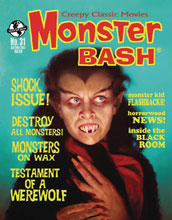 Image: Monster Bash Magazine #31 - Creepy Classics/Monster Bash