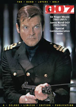 Image: 007 Magazine Presents: Sir Roger Moore Special  - 007 Magazine & Archive Ltd.