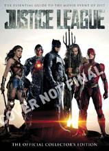 Image: Justice League Magazine Official Collector's HC  - Titan Comics