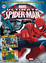 Image: Ultimate Spider-Man Magazine #18 - Redan Publishing, Inc.
