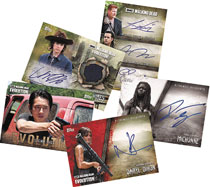 Image: Topps AMC Walking Dead Evolution 2017 Trading Card Pack  - Topps Company