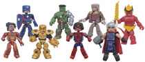 Image: Marvel Minimates Series 74 Assortment  - Diamond Select Toys LLC