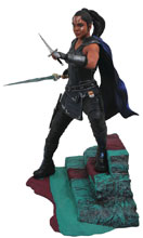 Image: Marvel Gallery PVC Figure: Thor Ragnarok Valkyrie  - Diamond Select Toys LLC