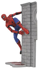 Image: Marvel Gallery PVC Figure: Homecoming Spider-Man  - Diamond Select Toys LLC