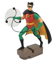 Image: DC Gallery PVC Figure: Batman: The Animated Series - Robin  - Diamond Select Toys LLC