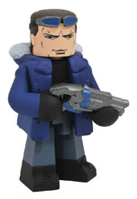 Image: DC Flash TV Vinimate: Captain Cold  - Diamond Select Toys LLC