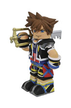 Image: Kingdom Hearts Vinimate: Sora  - Diamond Select Toys LLC