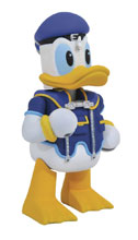 Image: Kingdom Hearts Vinimate: Donald  - Diamond Select Toys LLC