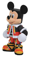 Image: Kingdom Hearts Vinimate: Mickey  - Diamond Select Toys LLC