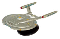 Image: Star Trek Starships Special #17 (L Enterprise NX-01) - Eaglemoss Publications Ltd