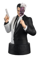 Image: DC Batman Universe Bust Collection #4 (Two-Face) - Eaglemoss Publications Ltd