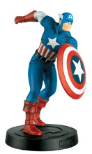 Image: Marvel Fact Files Classic Special #2 (Captain America) - Eaglemoss Publications Ltd