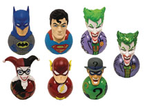 Image: DC Universe Rockerz 24-Piece Blind Mystery Box Display  - Ucc Distributing