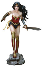 Image: FFG DC Comics Collection PVC Figure: Wonder Woman  (1/6-scale) - Yamato Usa Inc.